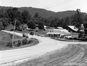 6-10-2016 Forbus General Store-Est. 1892-near Pall Mall Tennessee-Wista DX 4x5 camera-250mm Fujinon W lens-K2 filter-Adox CHS 50 4x5 film-PMK Pyro developer.