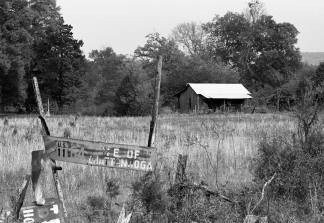 4-16-1977 Springtime with my wife as newly weds, enjoying a day in the sun driving around southeast Tennessee near Mont Eagle.Olympus OM1 camera-50mm Zuiko lens-Kodak Plus X Pan 35mm film-Kodak Microdol X developer.