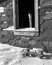 3-1984 Fortescue New Jersey-Cambo 4x5 view camera-120mm Schneider Symmar S lens-Kodak Tri X Pan Pro 4x5 film-Kodak HC110B developer.