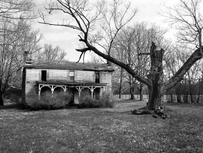 3-2010 Rural Middle Tennessee-Pentax 6x7 camera-45mm lens-Ilford HP5+ 120 film-PMK Pyro developer.