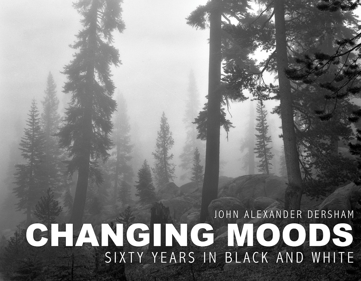 Changing Moods - Sixty Years in Black and White by John Alexander Dersham