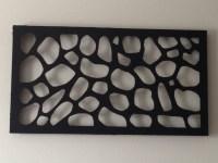 Foam Board Wall Art  JohnDezigns