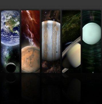 10 πλανήτες που κόβουν την ανάσα