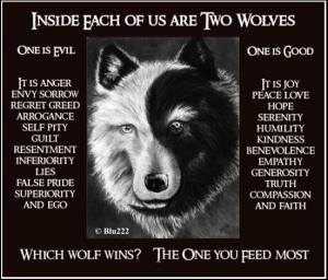 2 Wolves in Network Marketing Mindset, which one owns you?