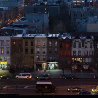 Romare Bearden's Block, Harlem, by John Dowell Artist Photographer