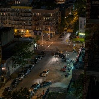 Night Stories, Harlem, by John Dowell Artist Photographer