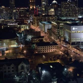 Atlanta Cityscape, by John Dowell Artist Photographer