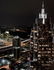 Embracing Tomorrow, Atlanta Cityscape, by John Dowell Artist Photographer