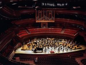 Orchestra, Kimmel Center, Philadelphia Cityscapes, by John Dowell artist photographer
