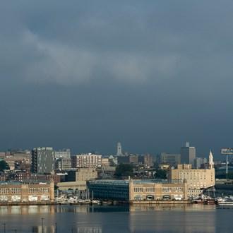Penn's Landing, Philadelphia Cityscapes, by John Dowell artist photographer