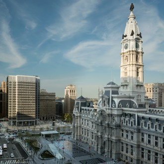 Dilworth Park, City Hall, Philadelphia Cityscapes, by John Dowell artist photographer