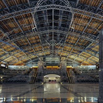 Convention Center Flower Show, Philadelphia Cityscapes, by John Dowell artist photographer