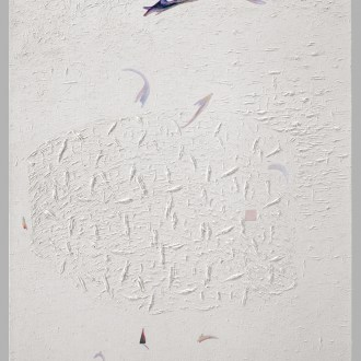 To Dance In Air, White Paintings, by John Dowell Artist Photographer