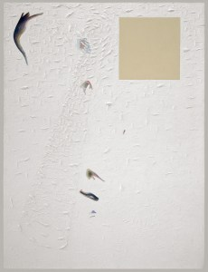To Be Touched, White Paintings, by John Dowell Artist Photographer