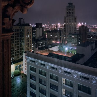 Untitled, Cleveland Cityscapes, by John Dowell artist photographer