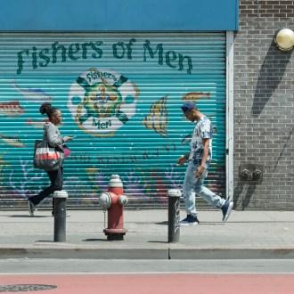 Fishers of Men, Harlem, by John Dowell artist photographer