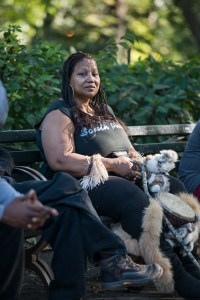 The Ritual, Harlem Drum Circle, by John Dowell artist photographer