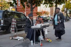 Amazing Grace, Harlem, by John Dowell artist photographer
