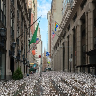 The Long Road, Cotton, by John Dowell artist photographer