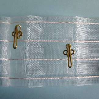 Net Pleat Curtain Tapes
