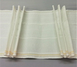 deep pinch pleat curtain tape