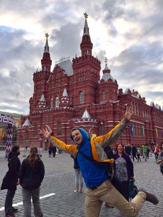 Welcome to Red Square!