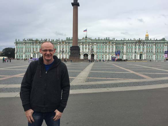 The Winter Palace & Hermitage Museum, St Petersburg
