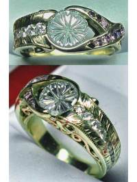 Custom Ring Designs with Gemstones from John Dyer Gems