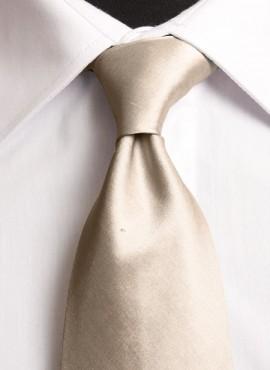 Coffee Standard Tie (+ Handkerchief)