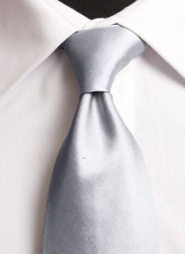 Platinum Standard Tie (+ Handkerchief)
