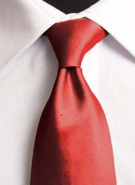 Red Standard Tie (+ Handkerchief)