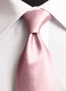 Rose Standard Tie (+ Handkerchief)
