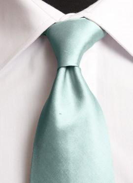 Sage Standard Tie (+ Handkerchief)