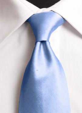 Sky Standard Tie (+ Handkerchief)