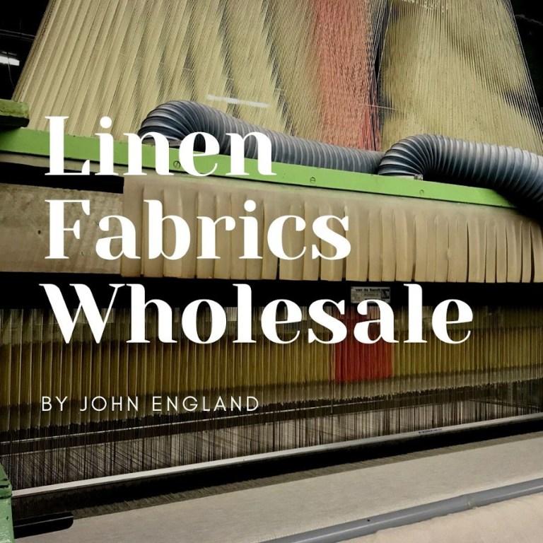 Linen Fabrics Wholesale