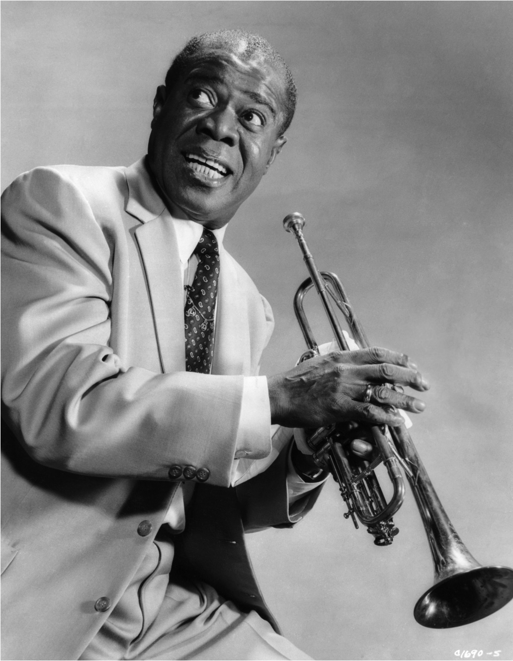 Midweek Music Break Louis Armstrong Theres a Boat Dat