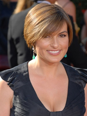 Celebrity Hairstyles  Mariska Hargitay  John Ferraro  Pasadena Stylist and Colorist