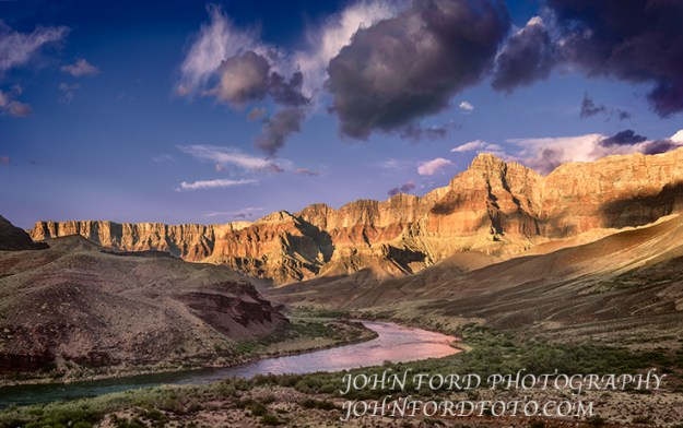 CARDENAS CREEK, GRAND CANYON