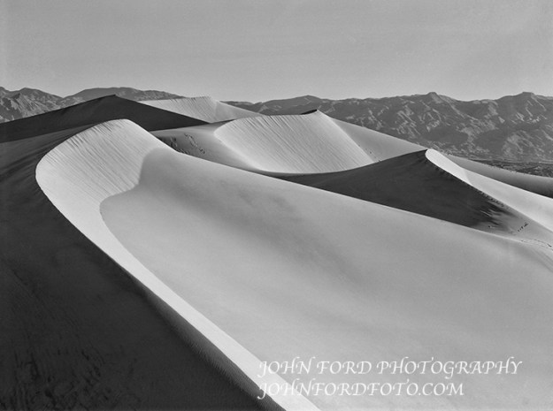 DUNE 21, DEATH VALLEY