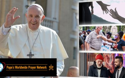 What Is Pope Francis Asking His Prayer Group?
