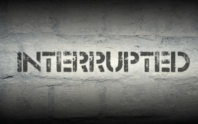 Stories of Jesus' Interruptions