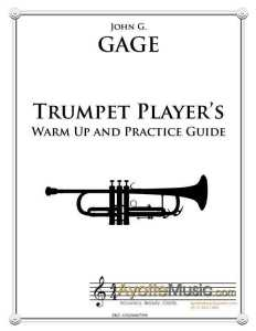 Brass Player's Warm-Up & Practice Guide for Trumpet