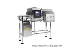 Interceptor Metal Detector