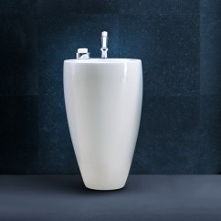 Cast Iron Kitchen Sinks Round Table With Leaf Laufen Free Standing Basin Ilbagnoalessi One | Johngoslett ...