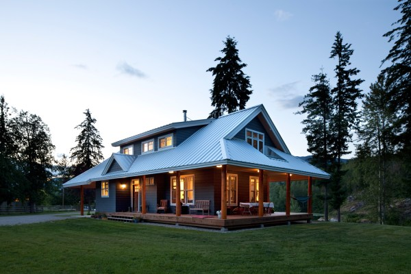 Mountain Home Revelstoke BC John Gower Design