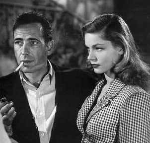 Daily Dot: Bogie and Bacall - John Gushue . . . Dot Dot Dot