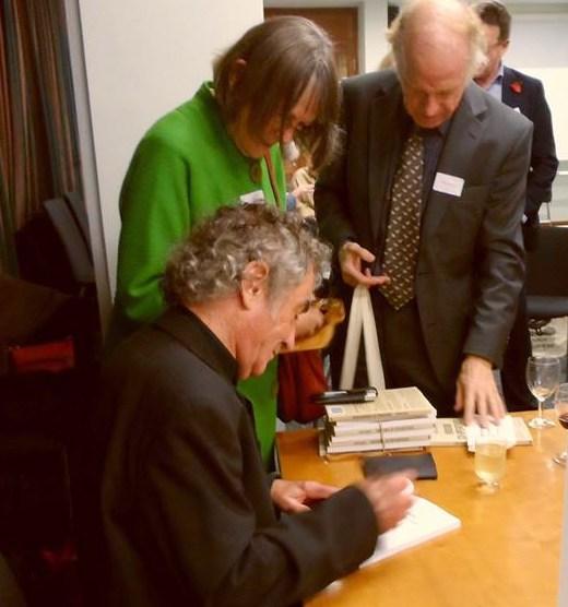 Cosmosapiens UK Book Launch3