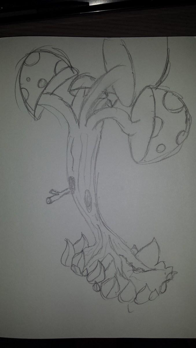 Mushroom Tree - John Hannon