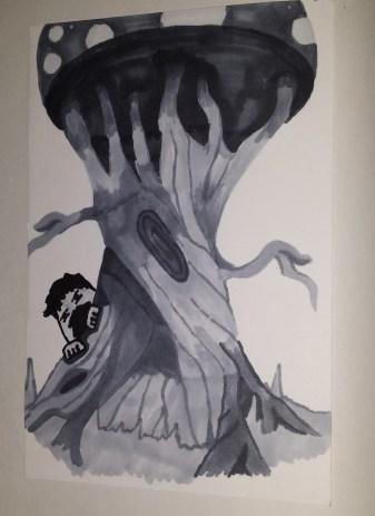 Mushroom Tree & Mossman Concept