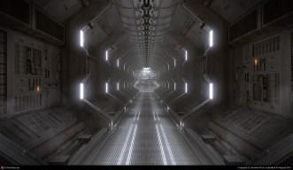 Andrew Price - corridor